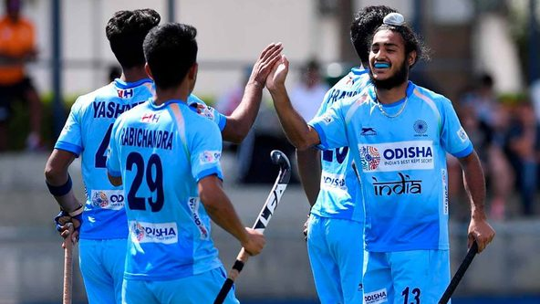 Official Website of Hockey India - Hockey India